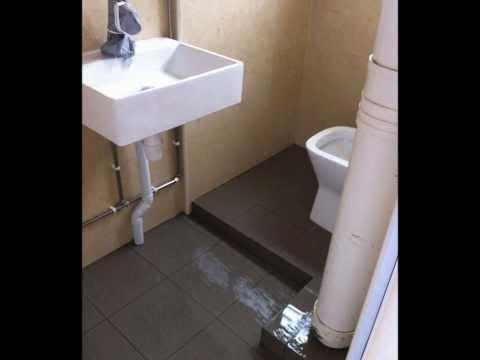 HDB Renovation to 2-room flat Kitchen and Bathroom / Toilet