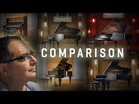 VSL 5 Synchron Pianos - A Comparison By Guy Bacos