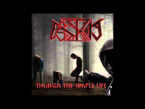 Asfixia (Thrash) - Through The Simple Life   EP
