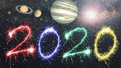 Das Astronomische Jahr 2020 - die Jahresvorschau