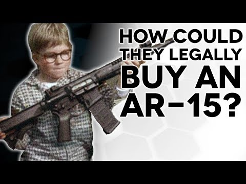 How Do People Buy Guns Legally? - The Legal Brief!