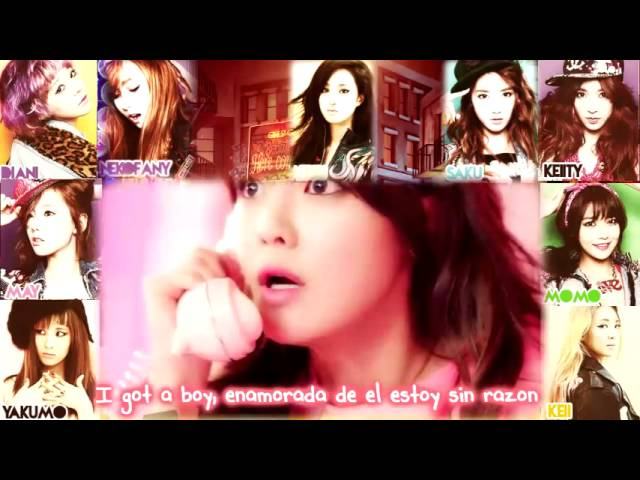 Girls' Generation ~ I got a boy (Spanish Cover) Videos De Viajes