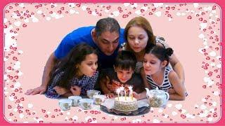 День рождения нашей семьи LeyliAysel Family