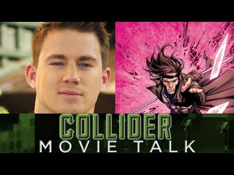 Collider Movie Talk - Channing Tatum Stays On Gambit Movie, Mission: Impossible 5 Rules Box Office