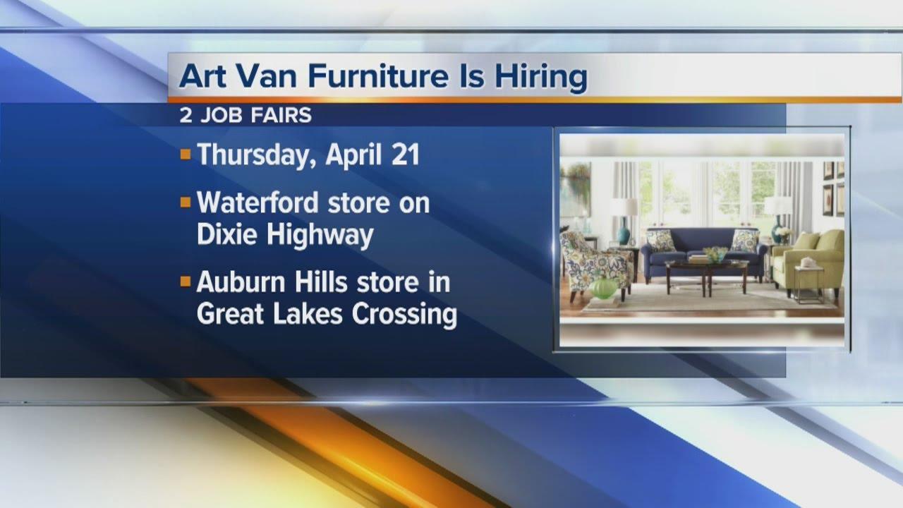 Workers Wanted: Art Van Furniture Is Hiring
