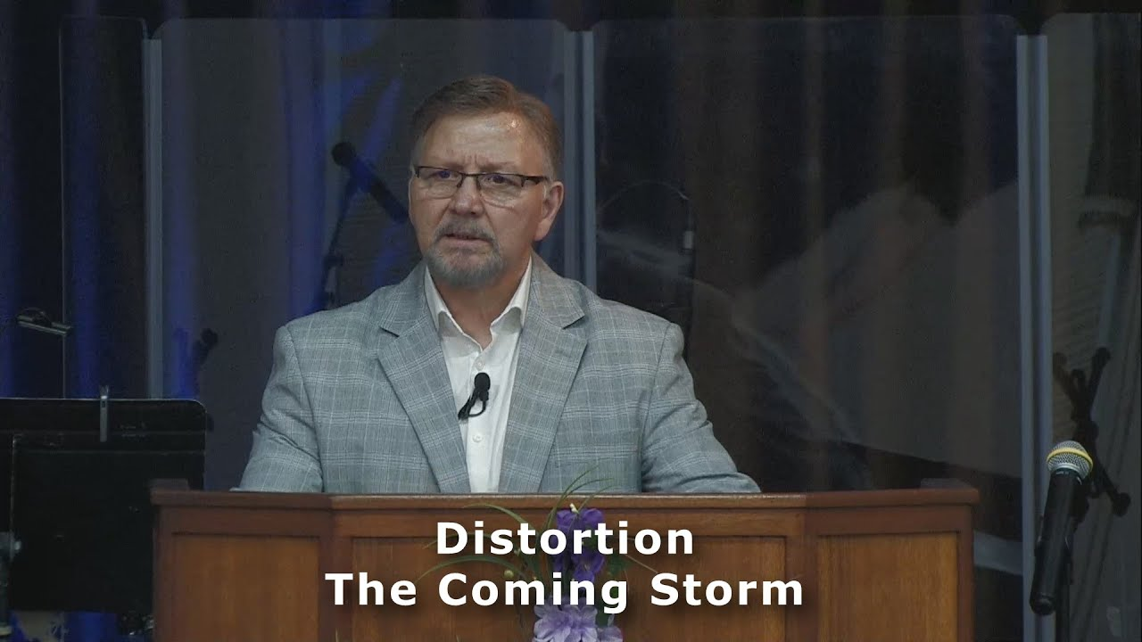"""Distortion - The Coming Storm"""