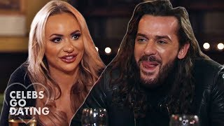 Blind Date is Ex from 10 Years Ago - TOWIE'S Pete Wicks SHOCKED! | Celebs Go Dating