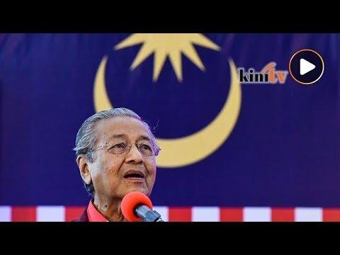 Terima kasih Anwar, kata Tun M