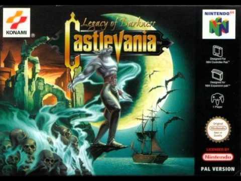 VGM Hall Of Fame: Castlevania 64 - Divine Bloodlines