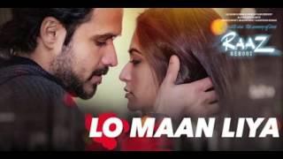 Lo Maan Liya | Raaz Reboot | Original Karaoke