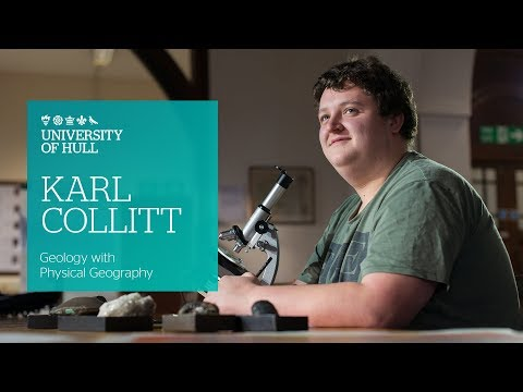 Karl Collitt - Geology with Physical Geography - University of Hull