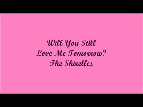 Will you still love me letra en español