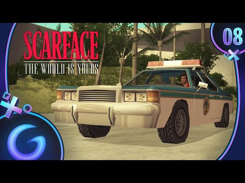 SCARFACE FR #8 : Pagaille à North Beach !