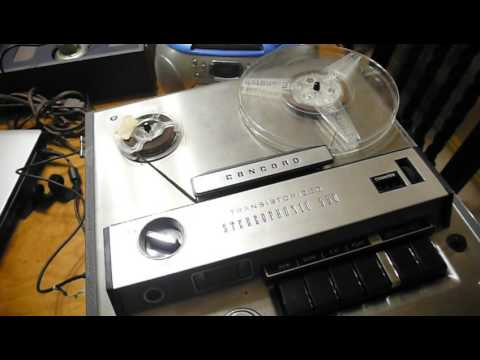 Transferring Reel to Reel and Cassette Tapes to Computer Files