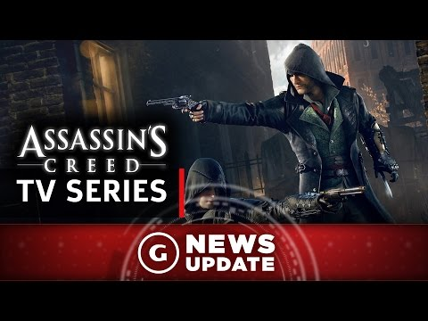 Assassin's Creed TV Series Is On The Way - GS News Update