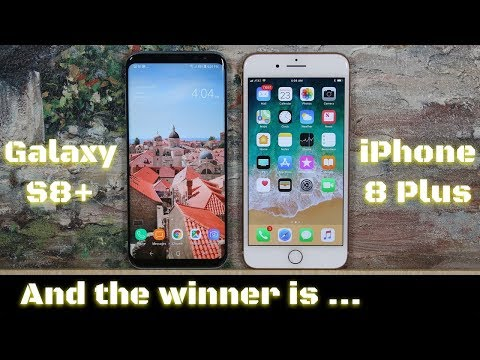 Download Youtube: iPhone 8 Plus vs Samsung Galaxy S8+ Plus Full Comparison