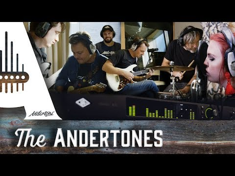 The Andertones - Close To You (Maxi Priest Cover) - Universal Audio Apollo X