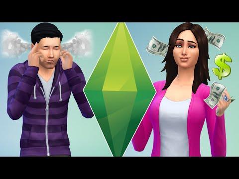 СТЕРВА В ДЕЛЕ! :D | The Sims 4