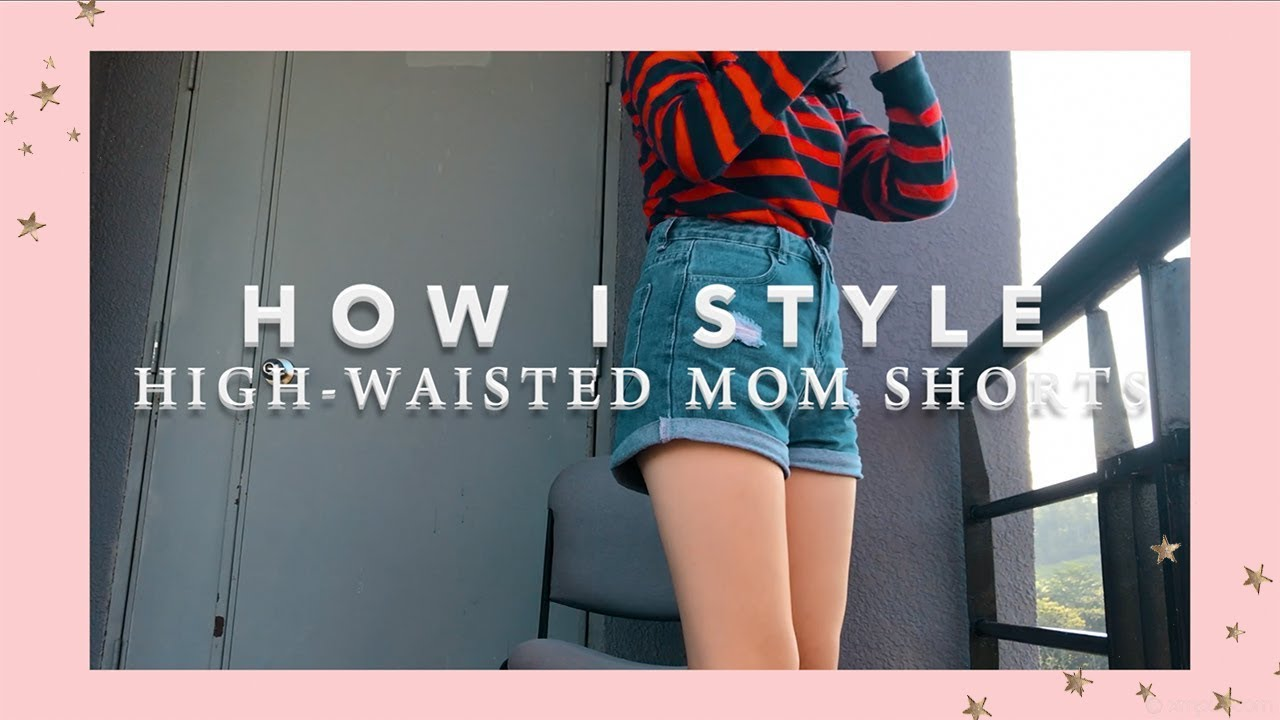 styling mom shorts | casual lookbook 4