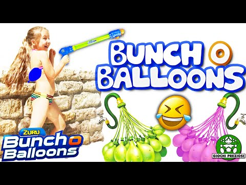 BUNCH O BALLOONS + SOPHIE = RISATE ASSICURATE con i GAVETTONI 😂 😂 😂
