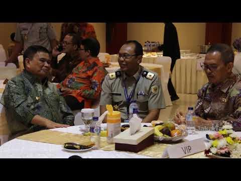 SUARA JAKARTA Penyerahan persetujuan substansi rencana tata ruang Danau Limboto