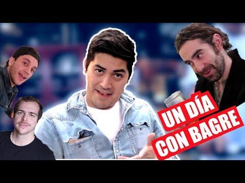 ¡UN DÍA CON BAGRE! Ft. PACO SASSY, LA MOLE CHIDA Y ARTHUR WHITE - Bagre Tv