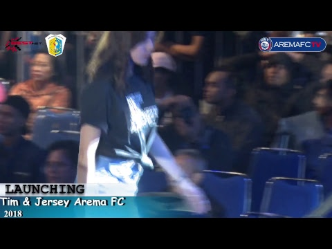 Arema TV - Live Stream - Launching Team And Jersey Arema FC 2018