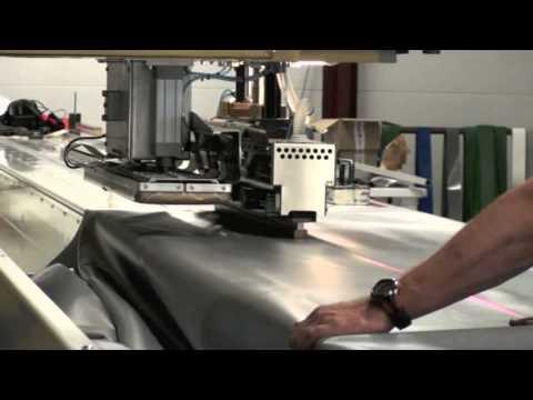 HF welding / RF welding machine Forsstrom TDW