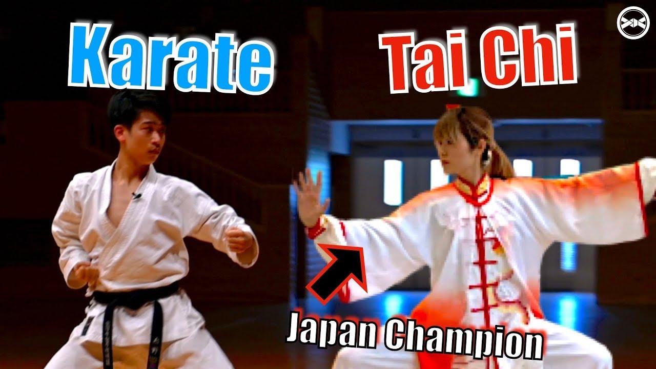 Is Tai Chi USELESS?|Karate Sensei Tries Tai Chi/Changquan Part #1