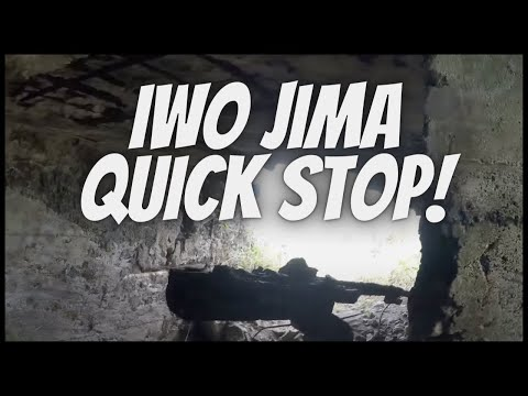 Metal Detecting Iwo To (Jima) Japan 金属探知機で硫黄島探索