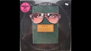 Klaus Doldinger and Passport -  Get Yourself A Second Passport