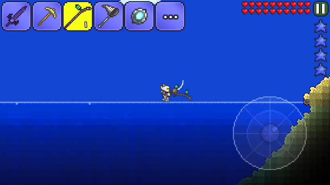 Terraria 39 S Fishing Update Youtube