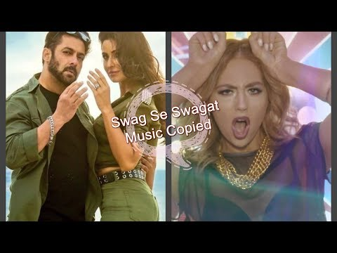 Swag Se Swagat Song Copied From English Song