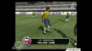 RedCard 20-03 PlayStation 2 Video