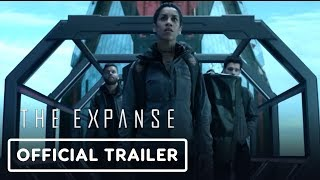 Season 4 of the expanse begins a new chapter for series with crew rocinante on mission from u.n. to explore worlds beyond ring g...