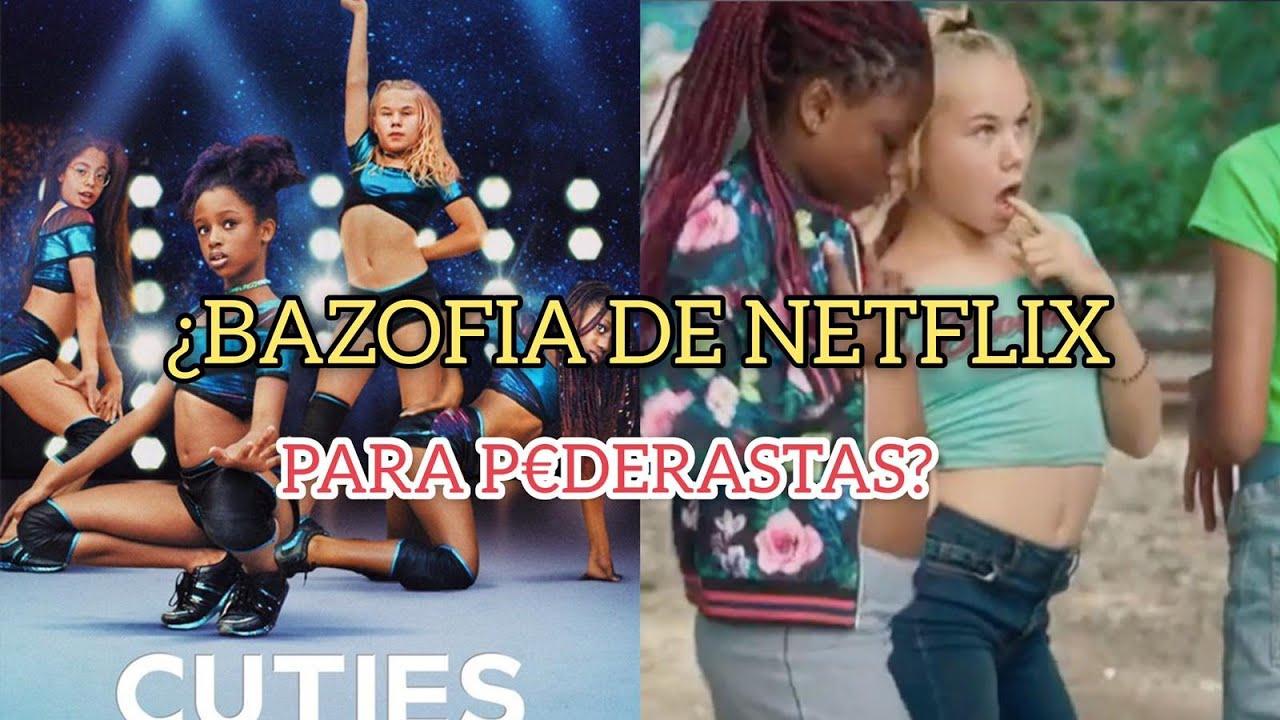 CUTIES, Netflix y P€ D0FI L1A
