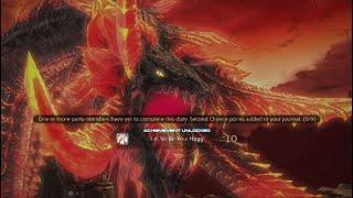 Final Fantasy XIV - Sephirot EX unsync - Sweps4life