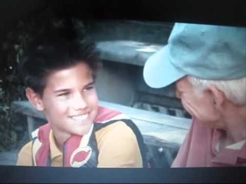 Taylor Lautner's(Elliott Murtaugh) scenes in Cheaper by ...