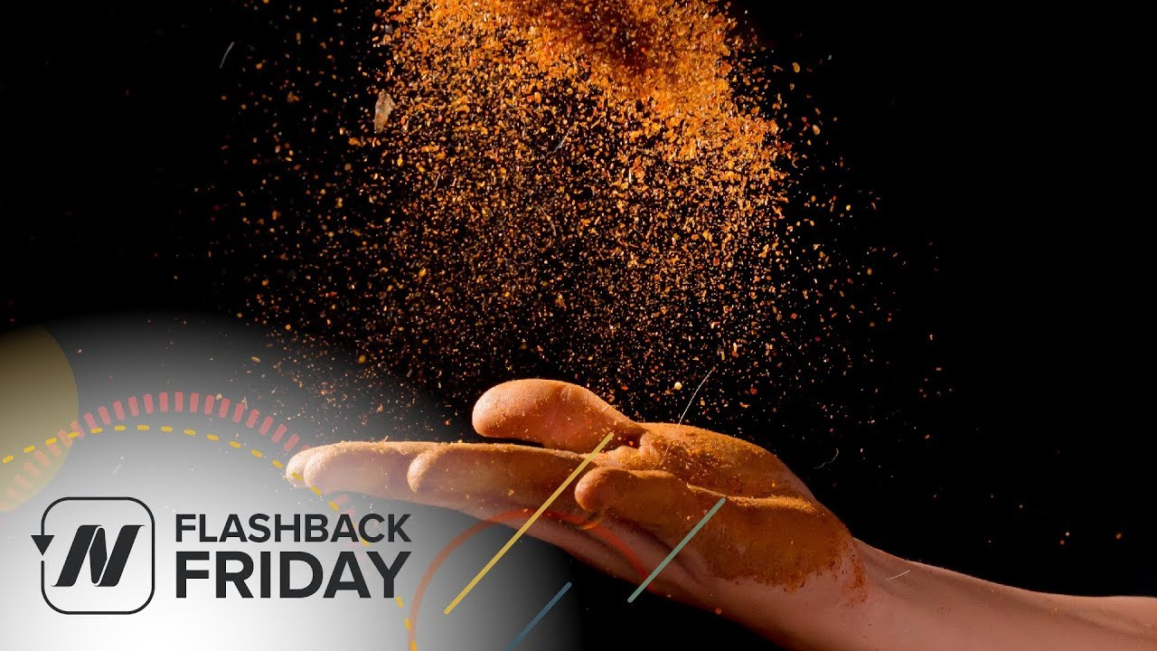 Flashback Friday: Antioxidants in a Pinch