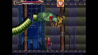 Castlevania Portrait of Ruin Easy Boss Fight Number 13
