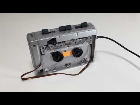 THE SHAPE OF LOOPS TO COME | CASSETTE TAPE LOOP SOUND ART