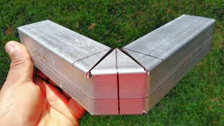 How to make bending boxbar manual by sl sanda