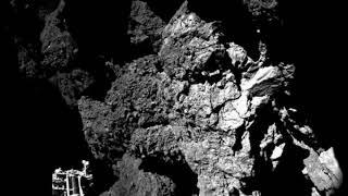 Philae Lander Details Possible Signs of Micro Alien Life On Comet 67P