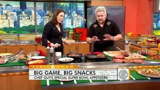 Best Super Bowl Foods