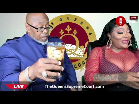 "Ts Madison ""The Queens Supreme Court"" 8/19/19 CUSSIN PASTOR  @Thaddeus_Matthews"