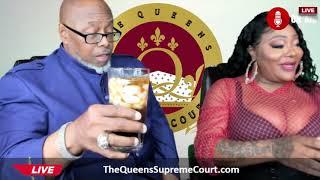 "Ts Madison ""The Queens Supreme Court"" 8/19/19 CUSSIN PASTOR  @Thaddeus_Matthews"