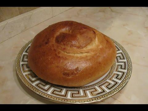 Праздничная Армянская Гата Очень вкусная (Armenian Holiday Ghata Cake) Простой рецепт