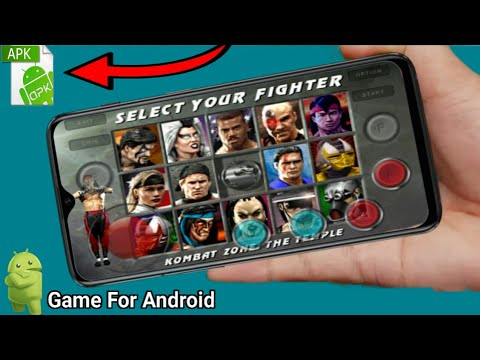 | APK | Download Mortal Kombat 3 Game For Android Devices| Mortal Kombat 3 Game APK | Arcade Android