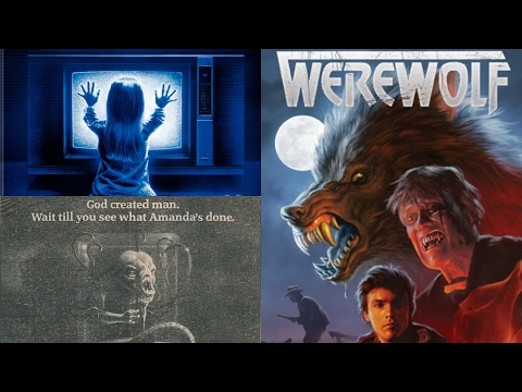 Mini Rants: Cancelled DVD & Blu Ray Releases(Werewolf, The Kindred, Poltergeist)