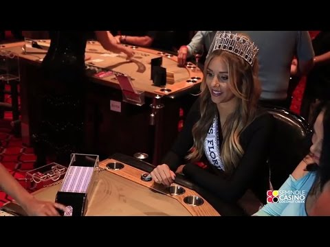 $50,000 Miss Florida USA Blackjack Tournament
